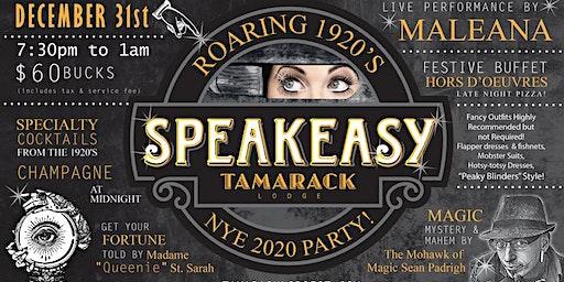 Roaring 1920's NYE Party w/ Maleana