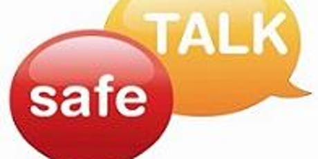 safeTALK December 12th - Sponsored by The CODY SHEPPERD project tickets