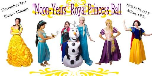 """Super Royal """"Noon-Years"""" Princess Ball"""