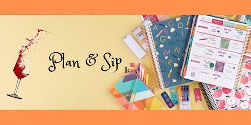 Plan & Sip