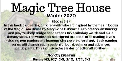 Winter 2020 TOB DPCC Magic Tree House (5-9)