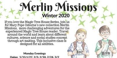Winter 2020 TOB DPCC Merlin Missions