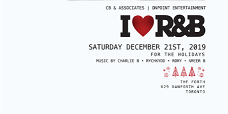 I Luv RNB - For The Holidays tickets