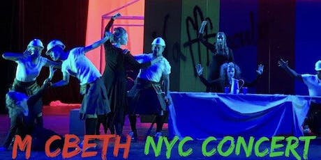 M*cBeth NYC concert performance by Monk Parrots (USA) and Gertrude Opera (AU) tickets