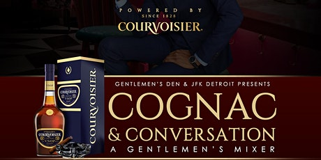 Cognac and Conversation tickets