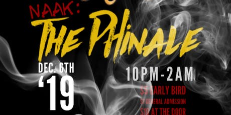 NAAK: The PHinale tickets
