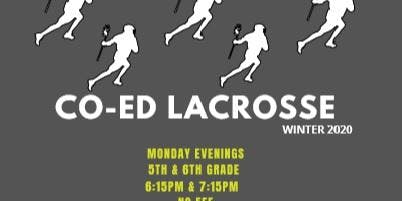 5th & 6th Grade Lacrosse Sport Intramural and Skill Building