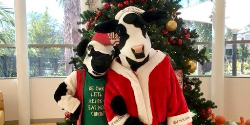 Breakfast with the Santa Cow - 8AM Reservation