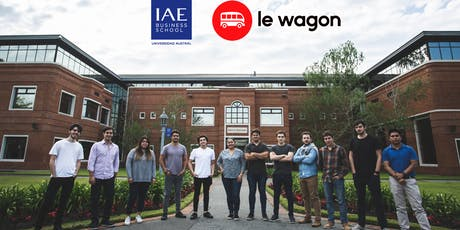 IAE - Le Wagon Demo Day - Batch 302 entradas