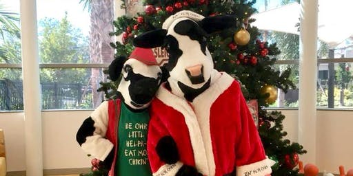 Breakfast with the Santa Cow - 9AM Reservation