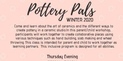 Winter 2020 TOB DPCC Pottery Pals