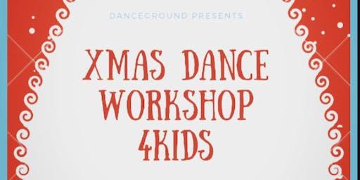 Christmas Kids Dance Workshop!