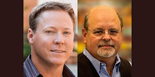 Thriller Writers John Gilstrap and Jeffrey Gunhus in Conversation