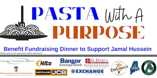 Pasta With A Purpose: Benefit Dinner Fundraiser for Jamal Hussein
