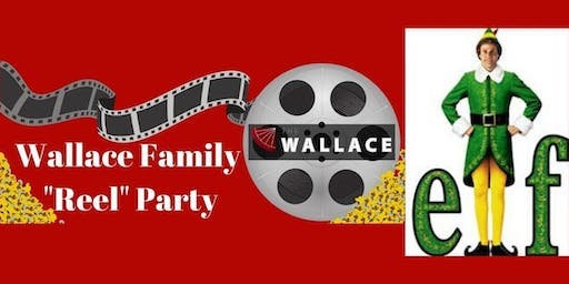Wallace Family Reel Party: Elf
