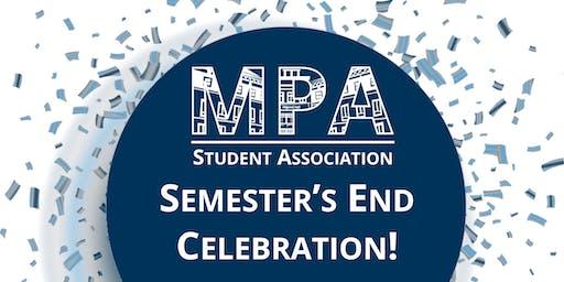 Semester's End Celebration