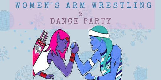 ACE & Alta Radio Annual Women's Arm Wrestling Sign Up
