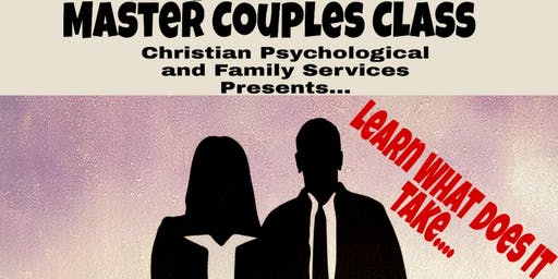 Me....You...And We Master Couples Class