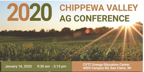 2020 Chippewa Valley Ag Producers Conference tickets