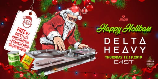 HAPPY HOLIBASS: DELTA HEAVY