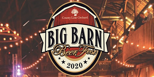 Big Barn Beer Fest 2020