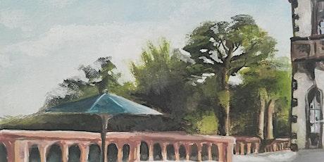 Plein Air Painting in the Gardens tickets
