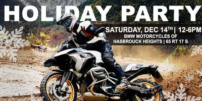 CROSS COUNTRY BMW HOLIDAY PARTY
