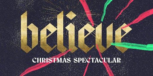 Christmas Spectacular - Believe!