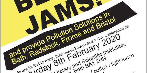 Bath Area Trams conference and get together