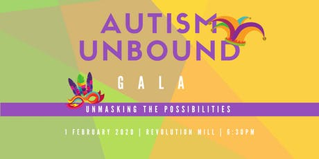 Autism Unbound Gala: Unmasking the Possibilities tickets