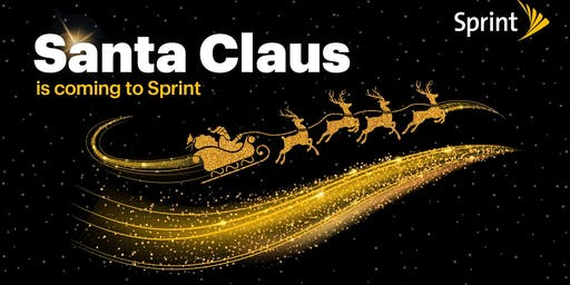 Santa's Coming to Sprint!
