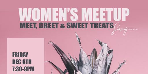 ServeCity Church Women's Meetup