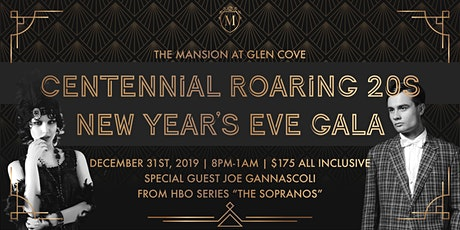 The Mansion at Glen Cove Centennial Roaring 20S New Year's Eve tickets