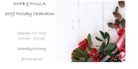 DCFB & FNGLA 2019 Holiday Celebration tickets
