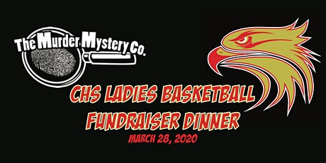 Postponed - Murder Mystery Fundraiser Dinner tickets