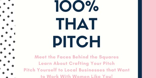 100% That Pitch (formerly Mamas IRL)