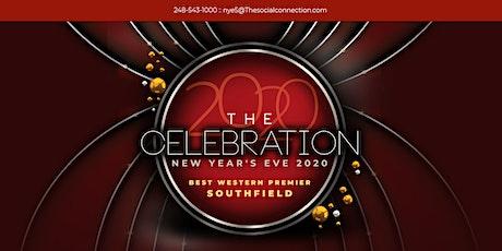 Celebration NYE 2020 tickets