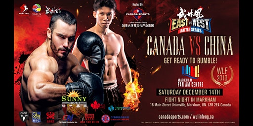 2019 WLF East-West Thai Boxing Competition