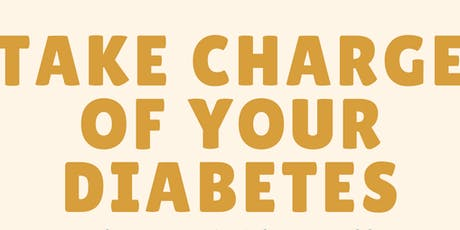 Take Charge of Your Diabetes - Series tickets