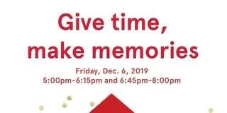 Chick-fil-A Maumelle's Time for the Holidays Event