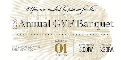 Annual GVF Banquet 2020