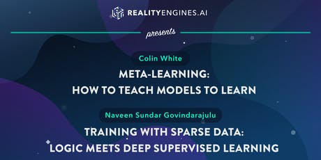 An AI Paper and A Drink - Meta Learning: Learning To Learn tickets