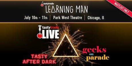 Learning Man 2020 weekend tickets