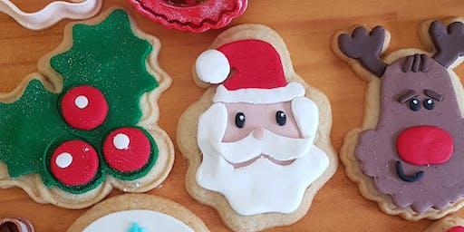 Workshop Decoración de Cookies Navideñas