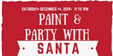 Party & Paint With Santa