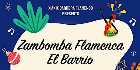 Holiday Zambomba tickets