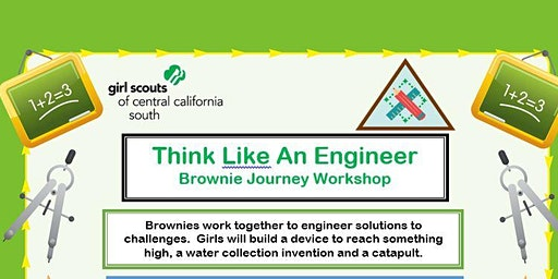 Think Like An Engineer - Brownie Journey - Hanford