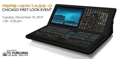 Midas Heritage-D Chicago First Look Event