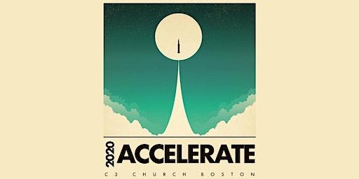 Accelerate Sermon Series