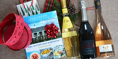 HOME FOR THE HOLIDAYS: COOKBOOK SIGNING + WINE TASTING - CRU'S ERIN ZIRCHER tickets